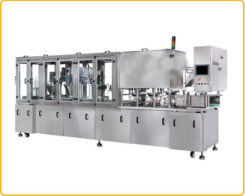 powder filling machine manufacturers