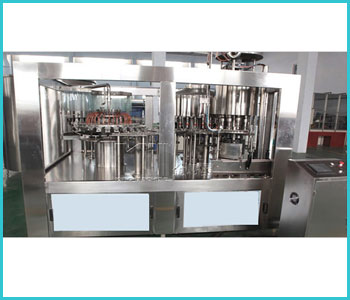 Packaged Drinking Water Filling Machine export Angola