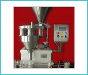 Granule-Filling-Machine