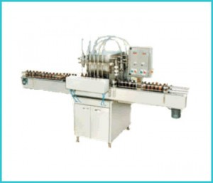 Overflow-Liquid-Filling-Machine