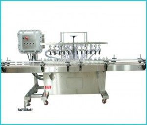 Pressure-Filling-Machine