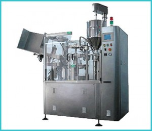 Tube-Filling-Machine