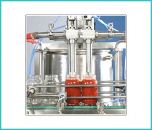 Viscous-Liquid-Filling-Machine